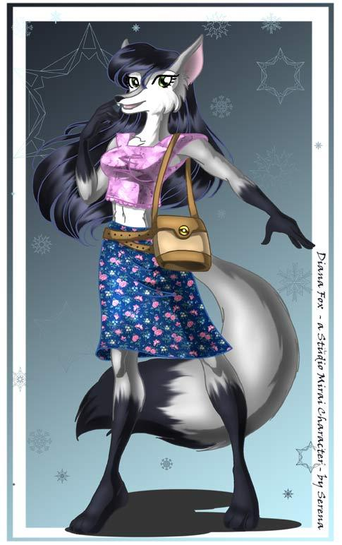 Fan Art Studio Mirai Libreria di Racconti Fiction Furry