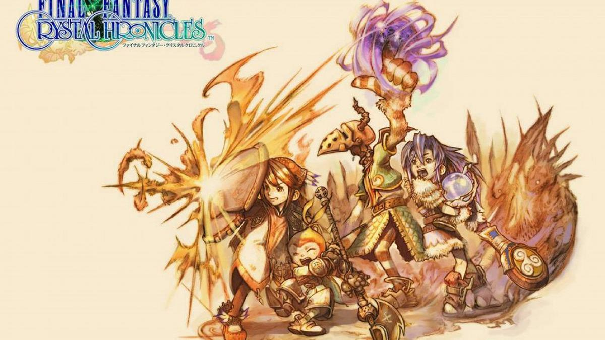 Recensione di: Final Fantasy Crystal Chronicles (GC) Studio Mirai Libreria di Racconti Fiction Furry