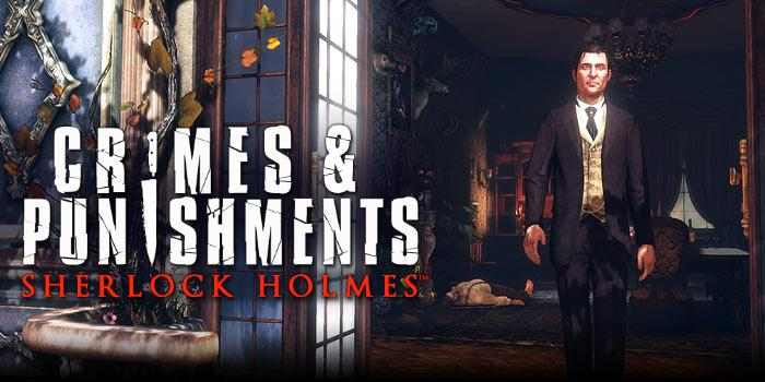 Recensione: Sherlock Holmes: Crime & Punishment (PS3)   Studio Mirai Libreria di Racconti Fiction Furry
