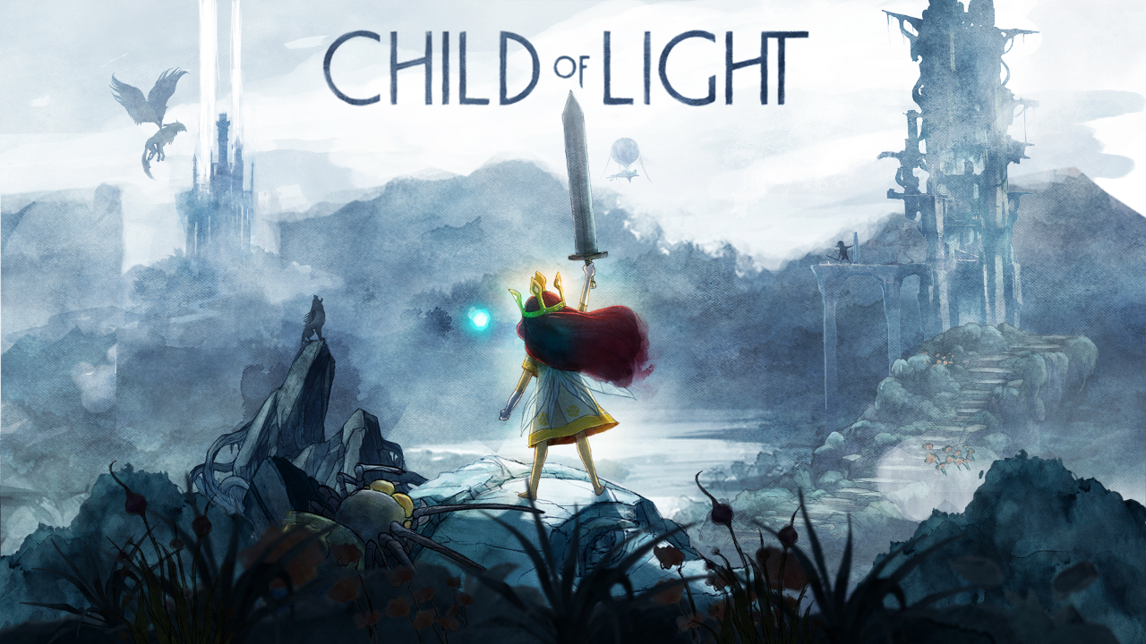 Recensione di: Child of Light (PS3) Studio Mirai Libreria di Racconti Fiction Furry
